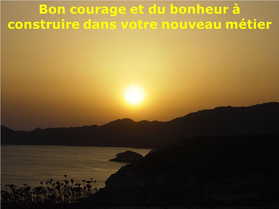 Accueil néos-titulaires EPS Académie d Orléans-Tours octobre 2005 22 Bon courage et du bonheur à construire dans votre nouveau métier