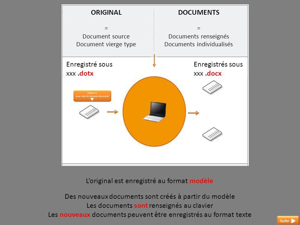 Objectifs : DUPLIQUER le document le COMPLÉTER en saisissant les données au clavier en utilisant des champs de formulaire des cases à cocher des listes déroulantes des zones de saisie