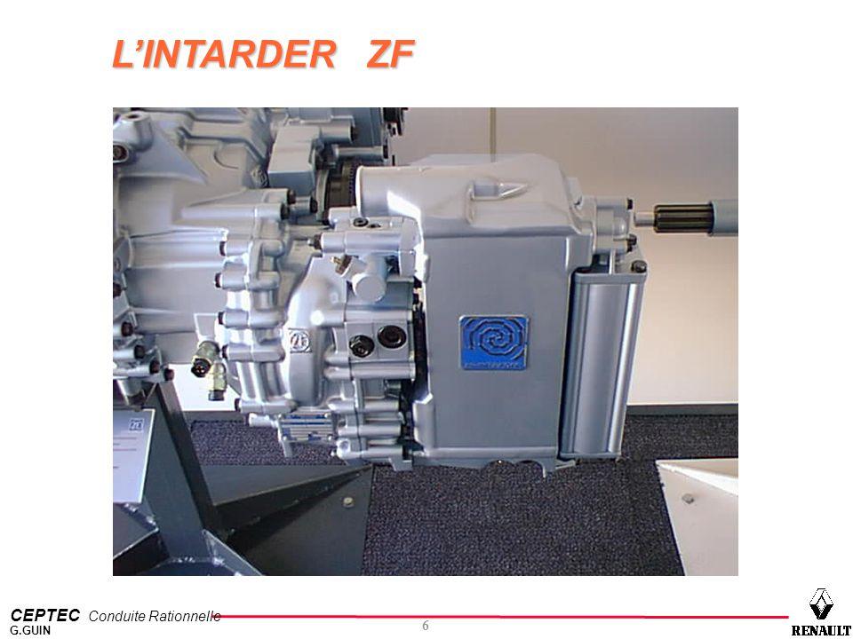 CEPTEC Conduite Rationnelle 6 G.GUIN L'INTARDER ZF