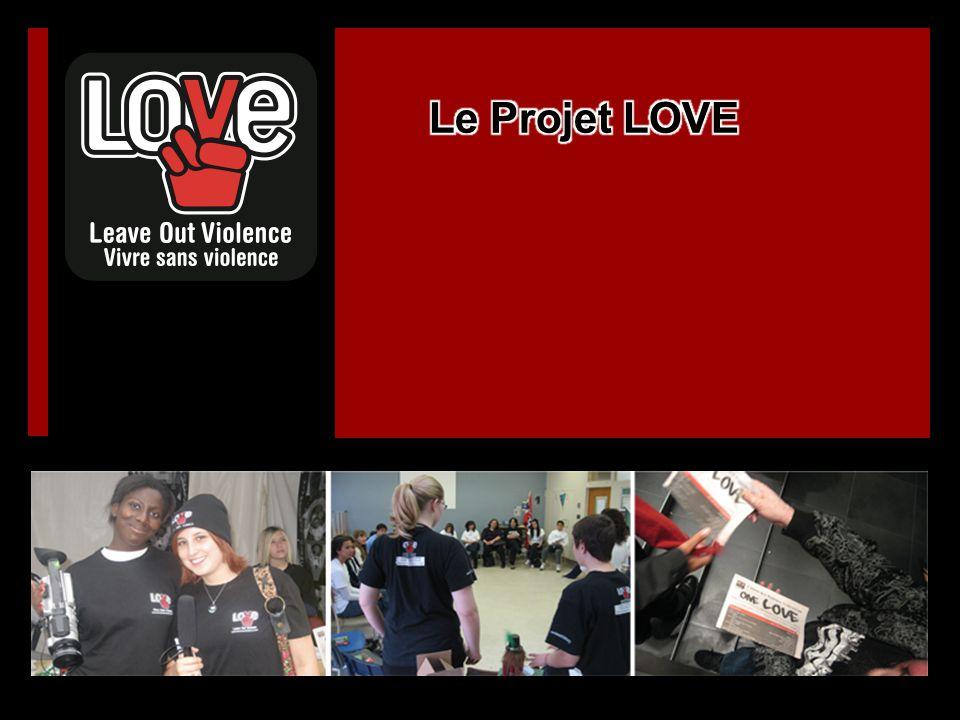 -Fondé à Montréal en 1993 -LOVE est mieux connu dans le milieu anglophone.