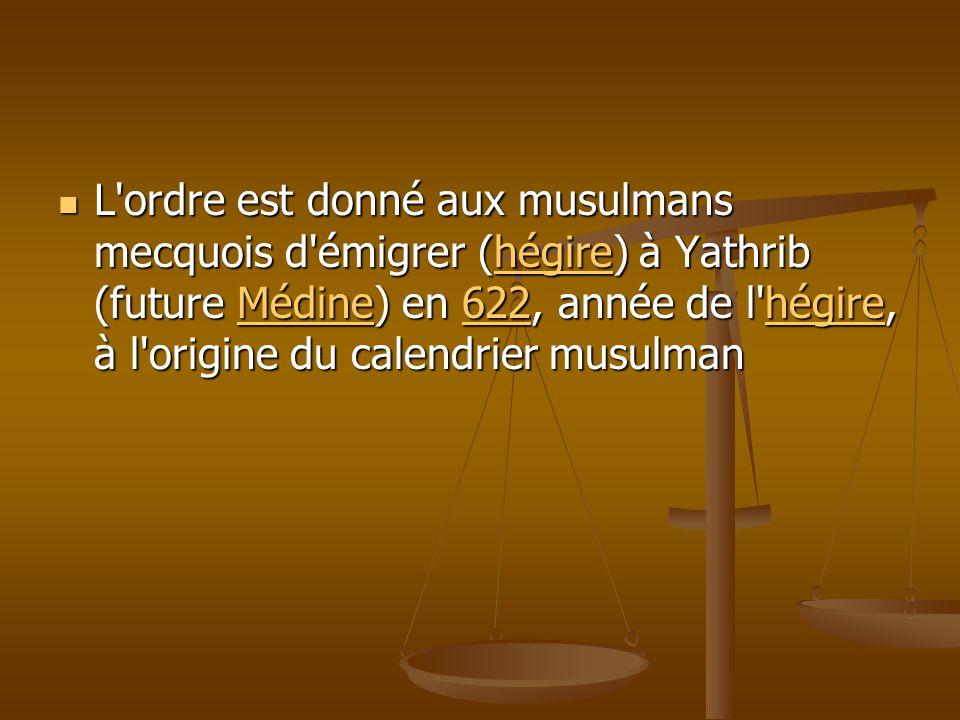  Mohammed (PBSL) a profité de la visite des tribus Arabes de toutes les régions de la péninsule arabique a la mécque pour prêcher le message de l'isl