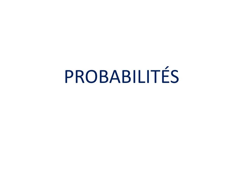 Intérêts … • Travailler les variables aléatoires discrètes • Arbre pour lequel les chemins n'ont pas tous la même longueur • Exploiter un résultat sur les suites géométriques • Exploiter des résultats relatifs à la dérivation … (doc.