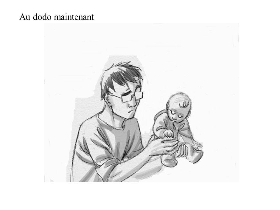 Au dodo maintenant