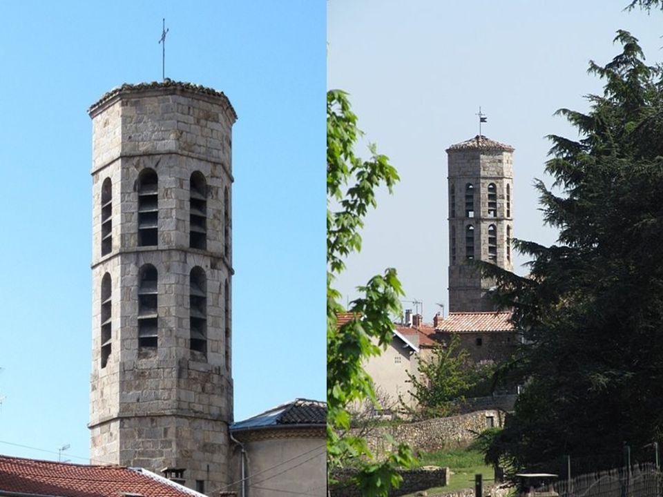 Église Saint Martin de Roiffieux •Pour, on ne sait rien de précis sur la période précédant 1800 (sauf qu une partie date du Xllème siècle).