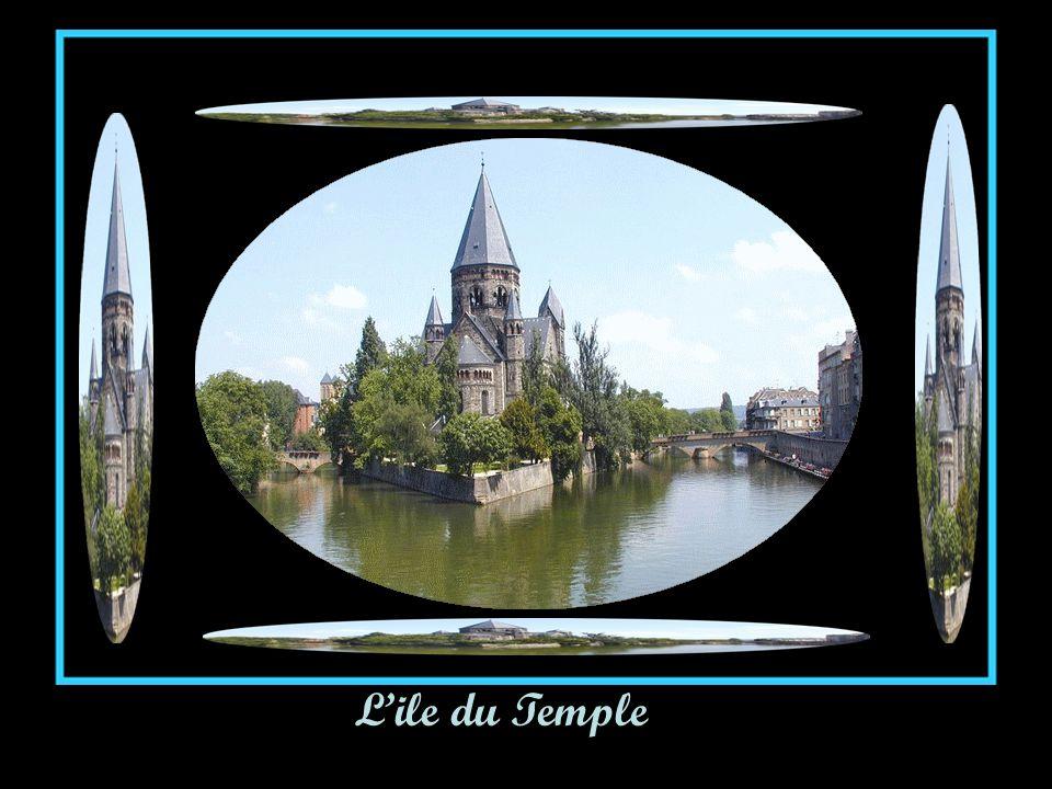 L'ile du Temple