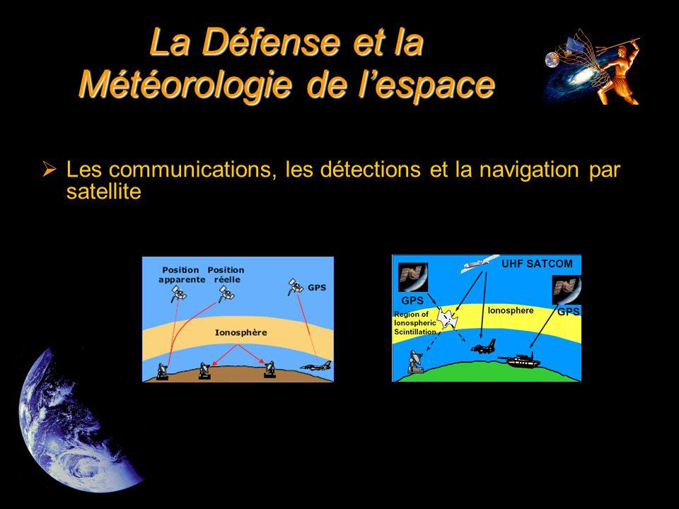  Satellites en orbite : •La protection de nos satellites •Freinage atmosphérique •Les rentrées atmosphériques
