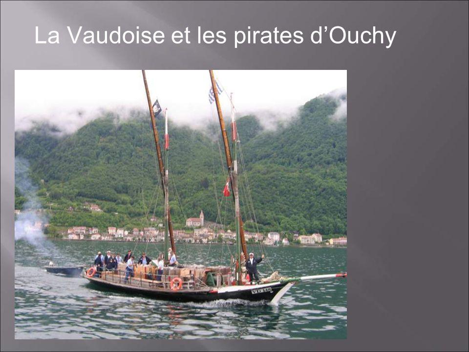 La Vaudoise et les pirates d'Ouchy