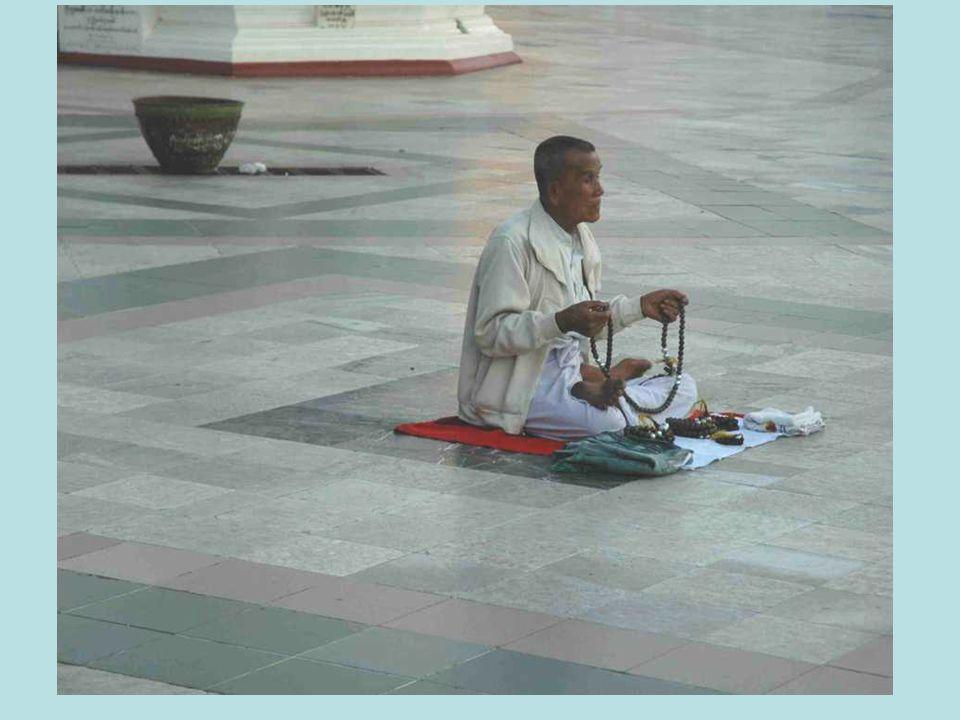 Un banyan séculaire, Bouddha y eut la sensation –évidence de sa morale de vie