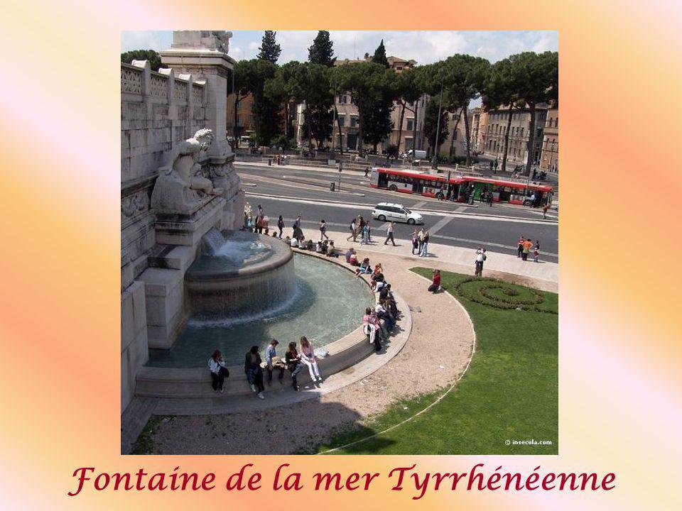 Fontaine de la Mer Adriatique