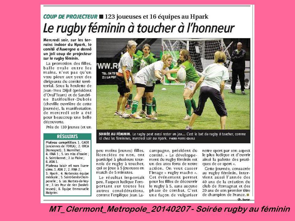 MT_Clermont_Metropole_20140207 - Soirée rugby au féminin