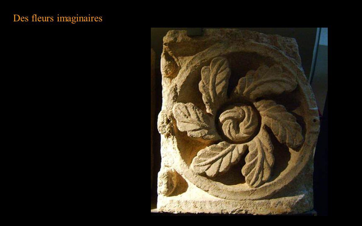 Des fleurs imaginaires