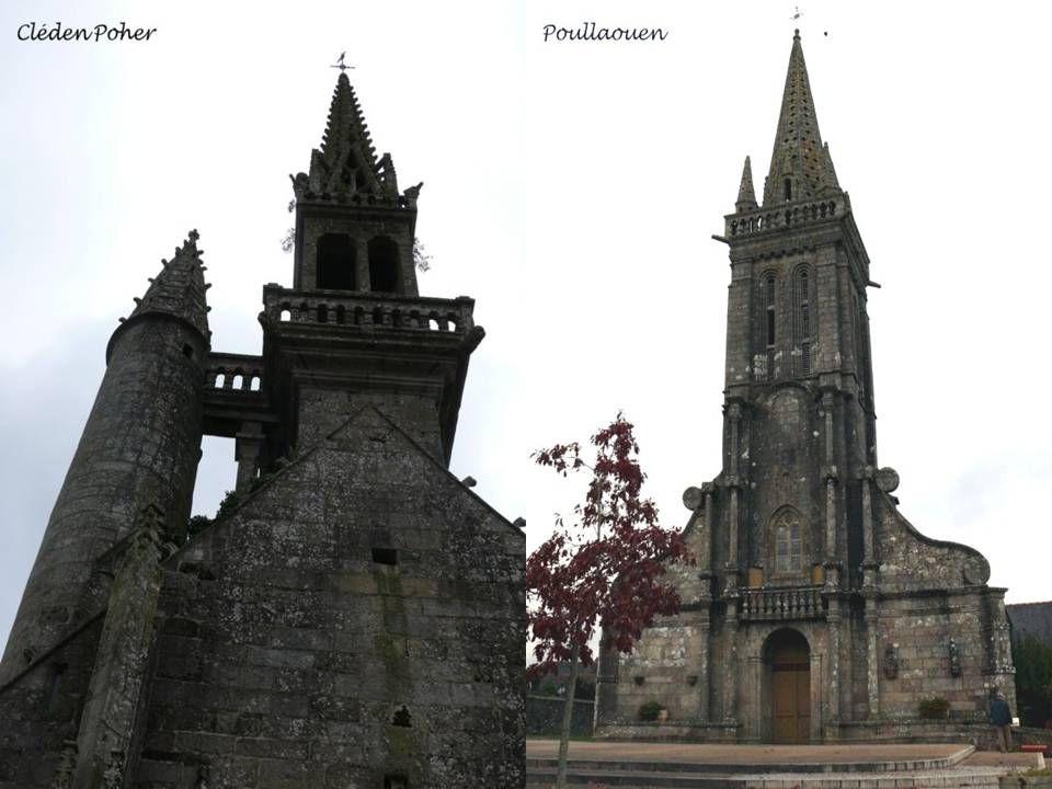 …avec des tours ou des colonnes…