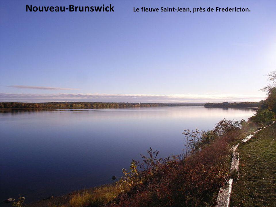 Phare des Rochers aux Oiseaux, à 20 km au nord-est de l'île Brion aux Îles-de-la-Madeleine