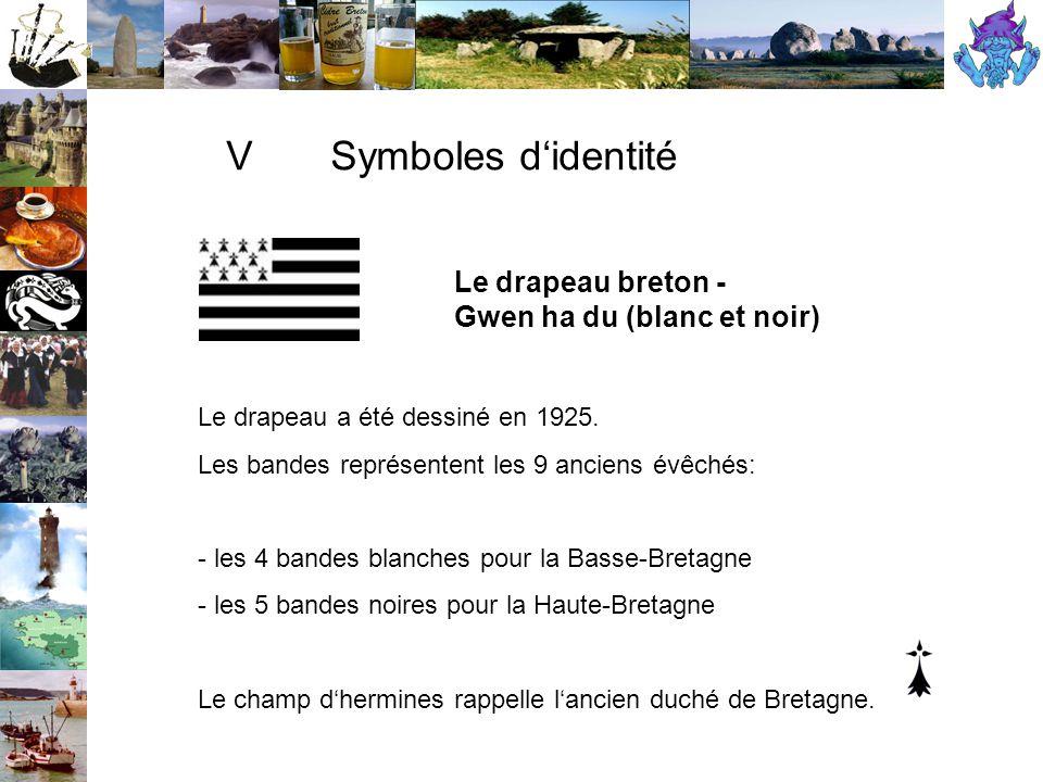 VSymboles d'identité Le drapeau a été dessiné en 1925.