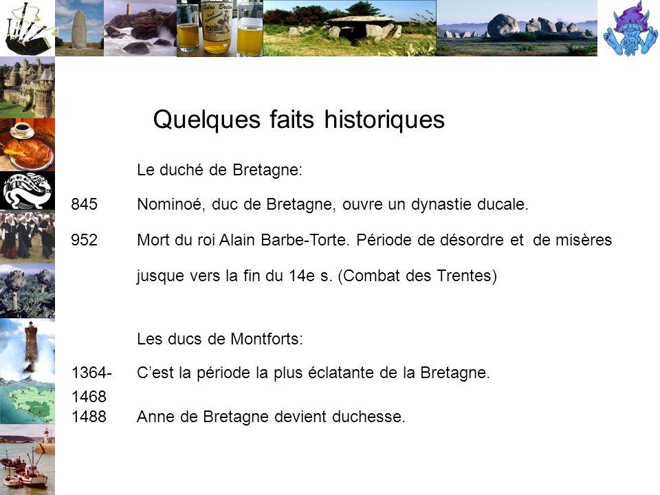 Produits et Spécialités La cotriade Les galettes Le kouign amannLe cidre Les coquilles Saint-Jacques L'artichaut, un légume très breton Les crêpes