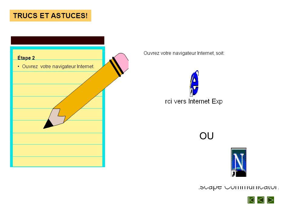 Patron TRUCS ET ASTUCES! • Ouvrez un nouveau document à l 'aide de votre logiciel de traitement de texte. • Enregistrez votre document de travail en l
