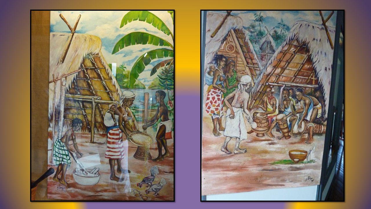 Artisanat et peintures