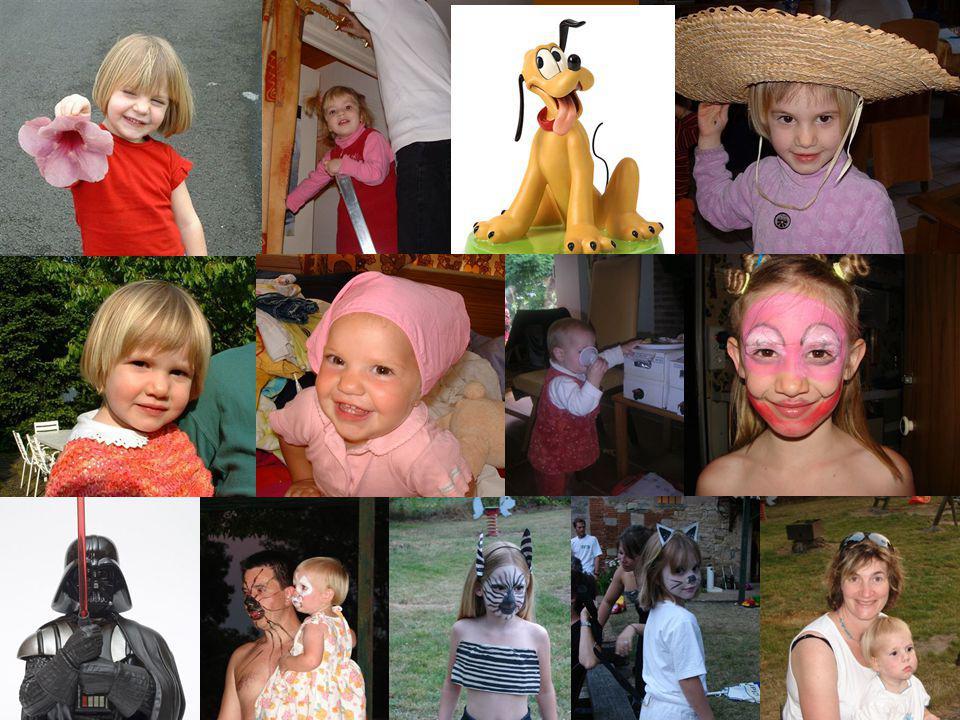 Attention aux personnages cachés Lucille Leïla Lucille La poupée de Lucille
