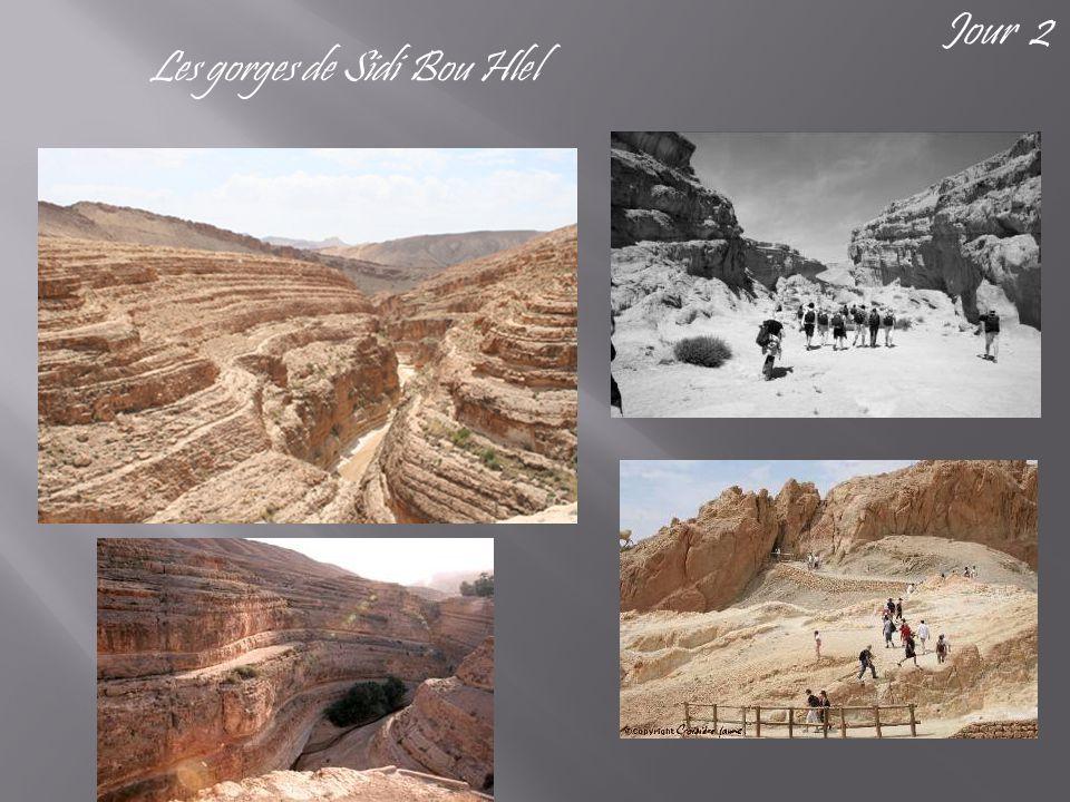 Les gorges de Sidi Bou Hlel Jour 2
