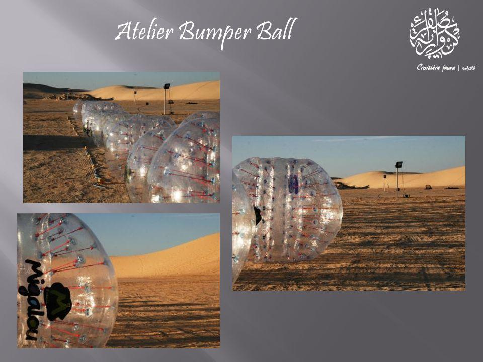 Atelier Bumper Ball