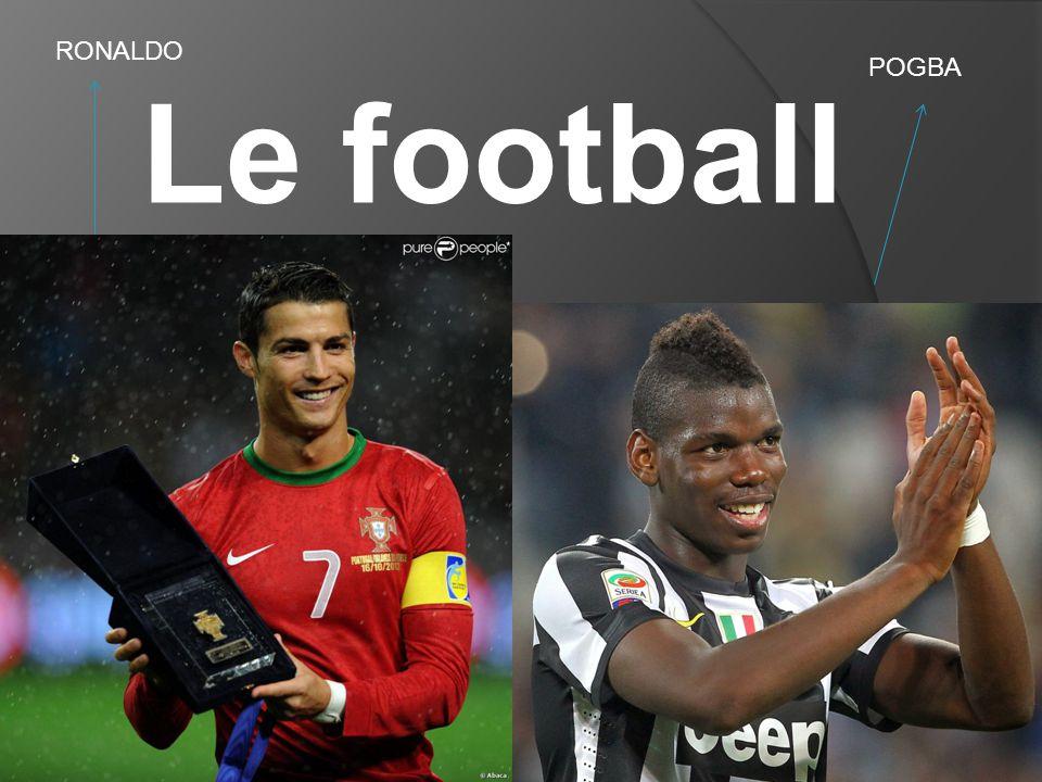Le football RONALDO POGBA