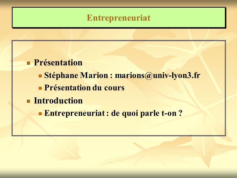 Quelques questions clés en entrepreneuriat Centrées sur l'entrepreneurCentrées sur le processus entrepreneurial Qui devient entrepreneur .