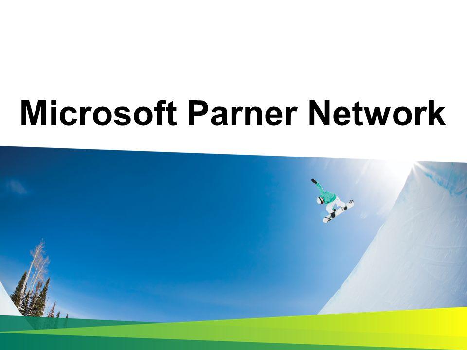 Microsoft Parner Network