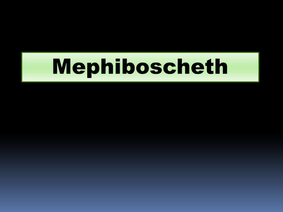Mephiboscheth