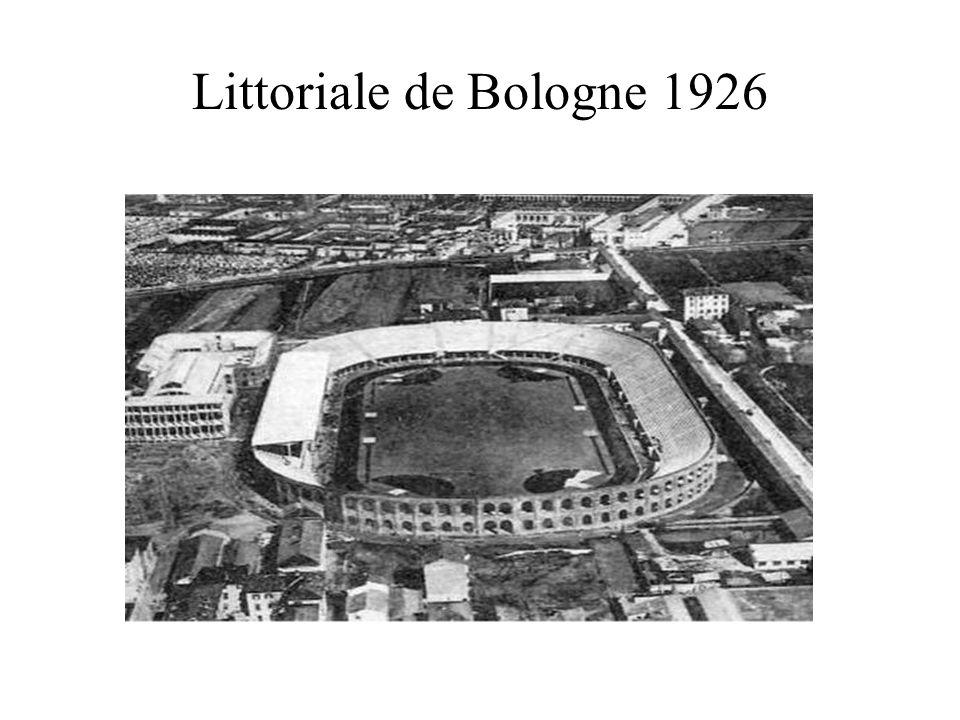 Littoriale de Bologne 1926