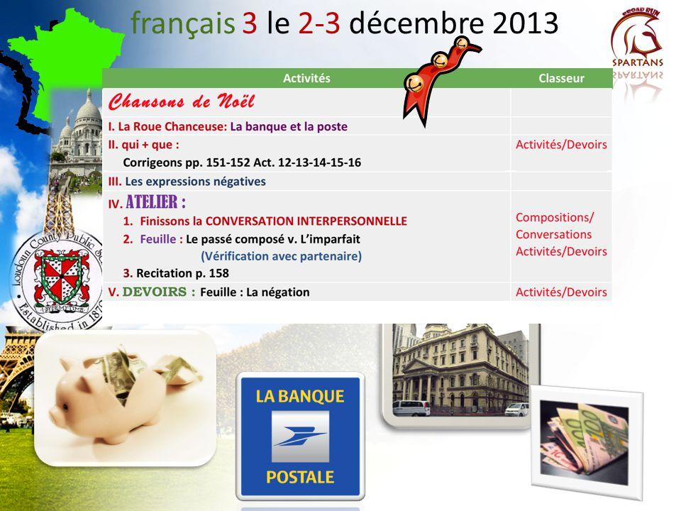 Des annonces à noter! A.Le voyage en France, en Suisse, et en Italie: Permettez-moi de savoir si vous vous y intéressez! B. Twitter: @drdinicolaparle
