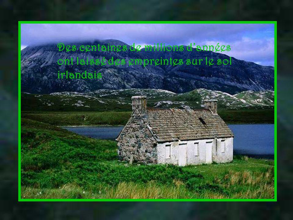 L'image verdoyante de l'Irlande est bien réductrice de la beauté des paysages de cette île étonnante et accueillante!
