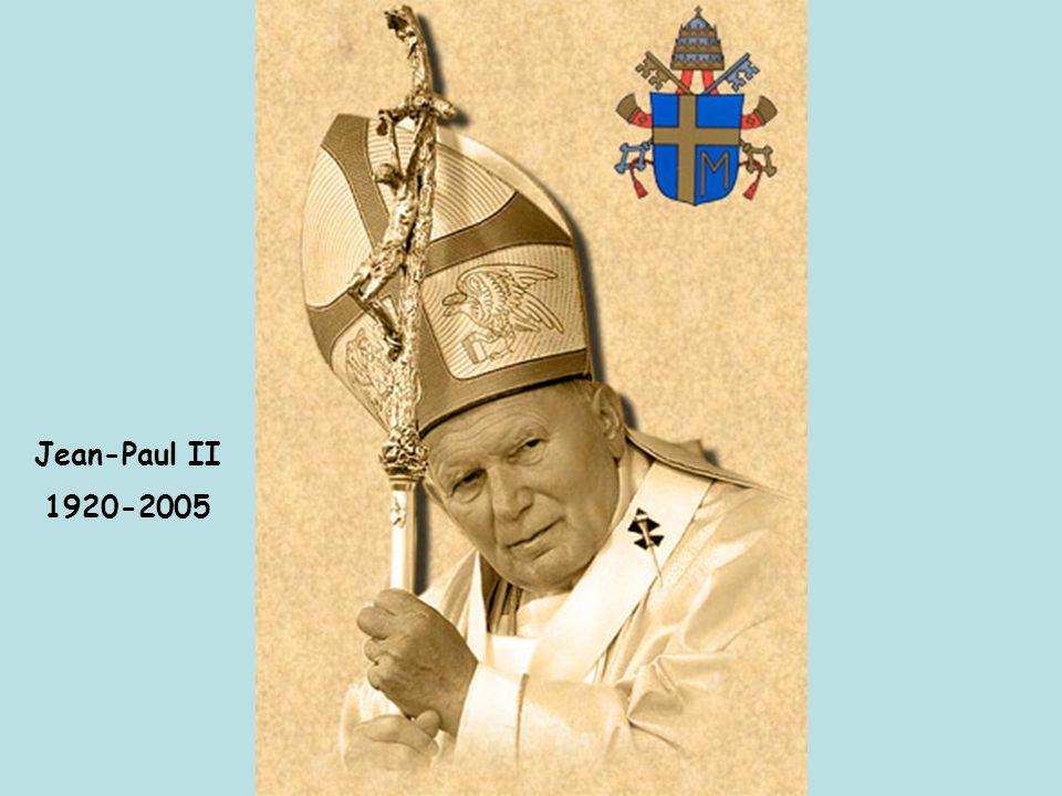 Jean-Paul II 1920-2005