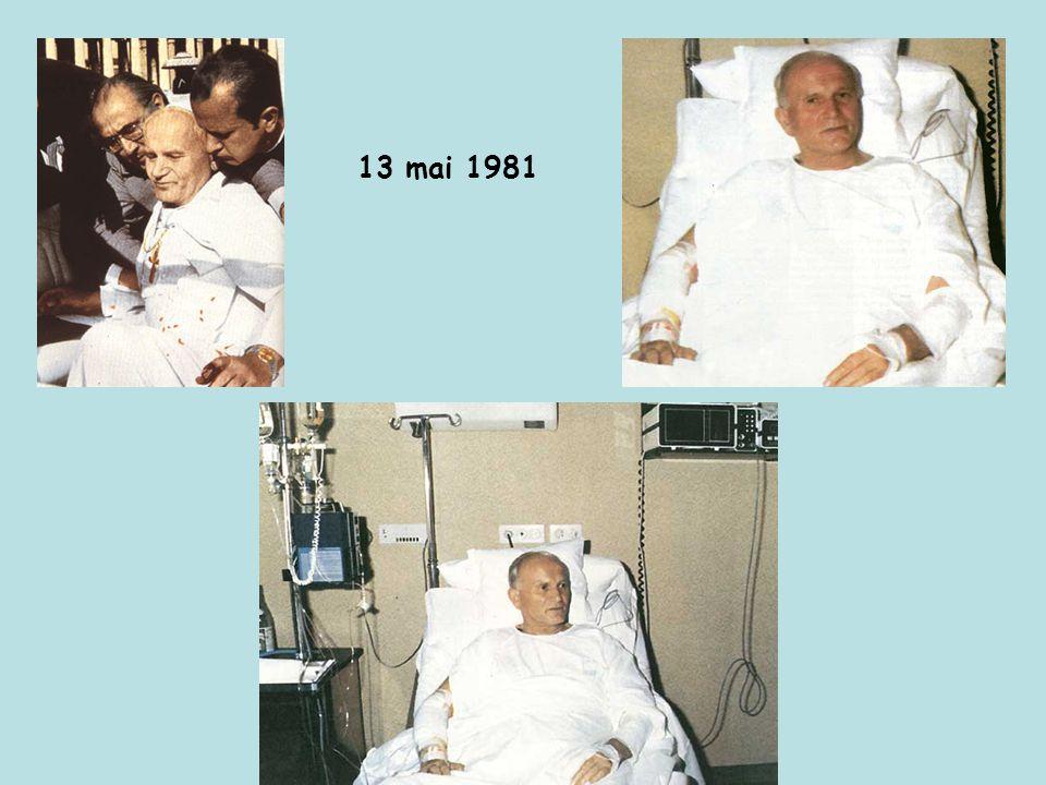 13 mai 1981