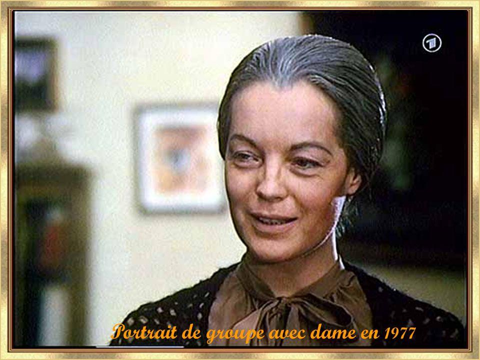 Une femme à sa fenêtre en 1976 Nomination au césar de la meilleure actrice.