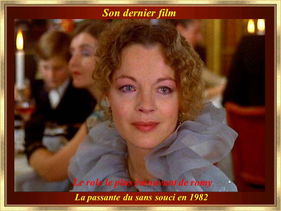 Son Malheur le 05 juillet 1981 La chose qui allait détruire définitivement cette femme qui était pourtant si forte arriva. Son fils adoré qu'elle aima