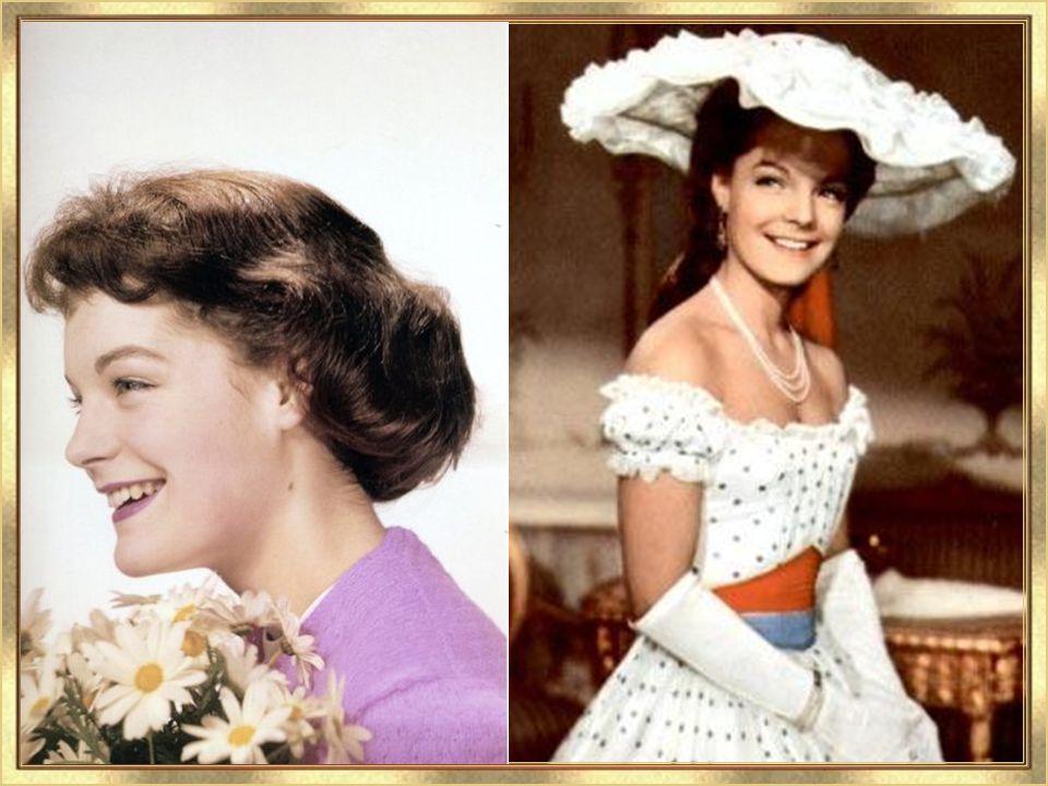 Mam'zelle cricri 1956 Kitty 1956 1er Amour 1955 Les lilas blancs 1953