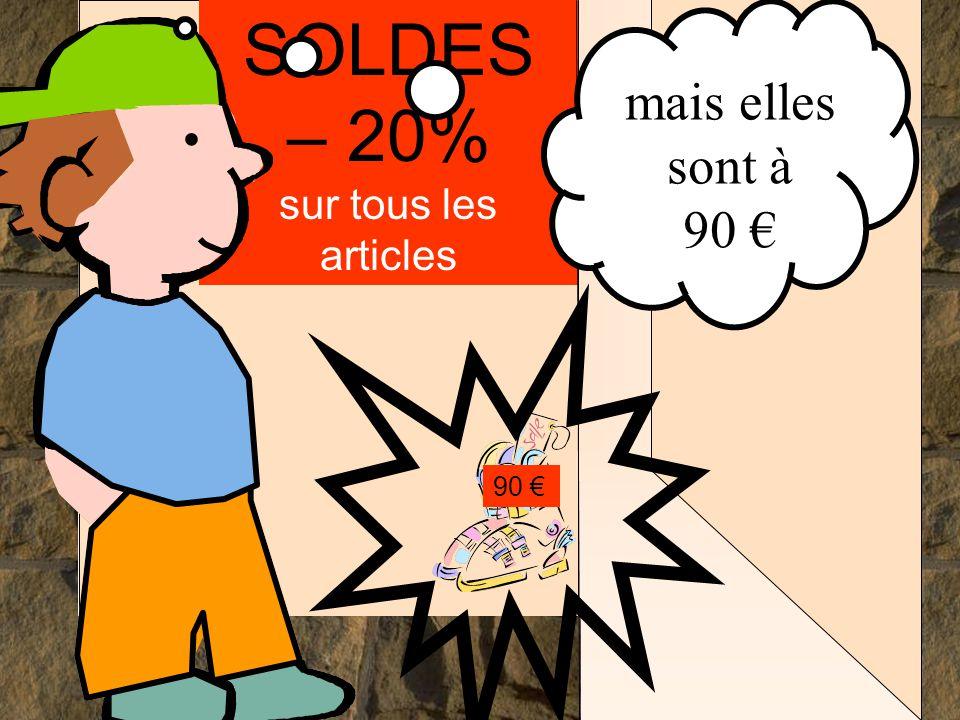 Les mathématiques autrement SOLDES – 20% sur tous les articles 90 €....