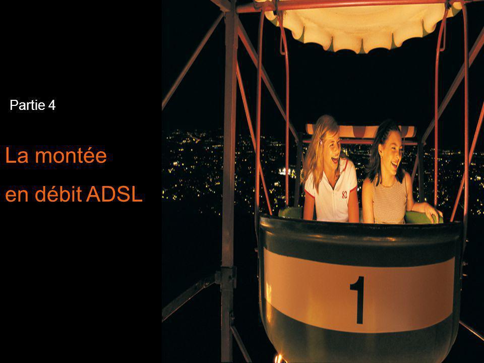 La montée en débit ADSL Partie 4