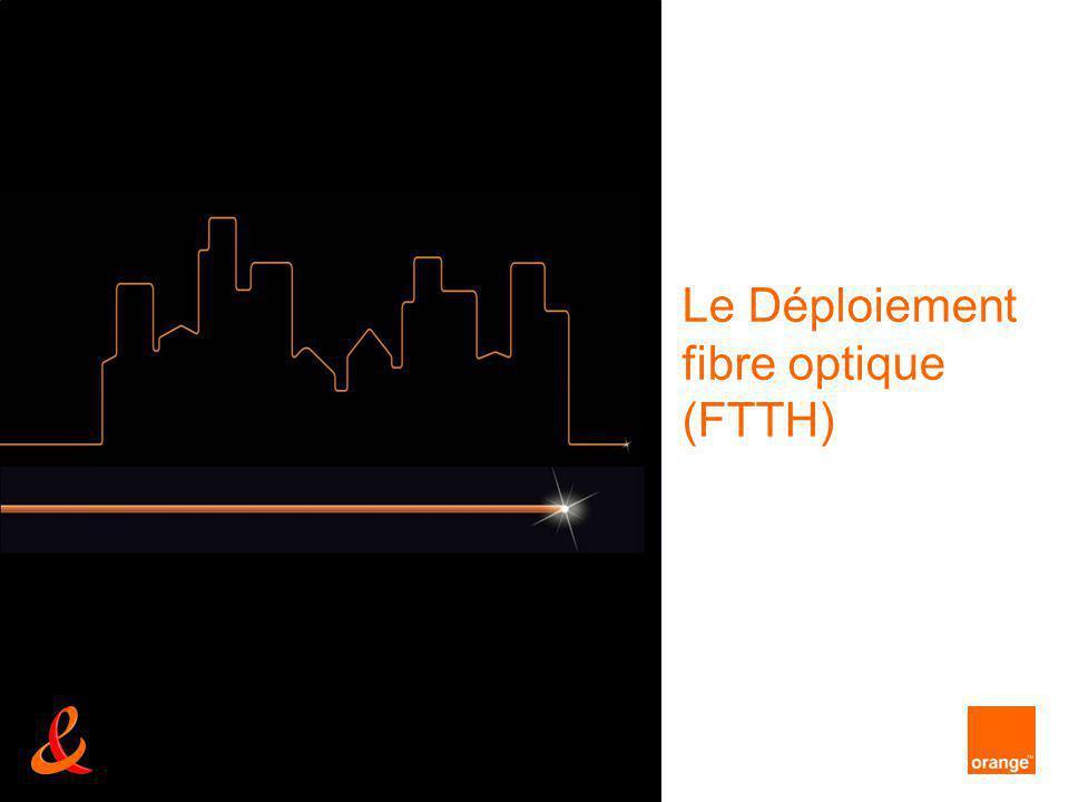 Le Déploiement fibre optique (FTTH)