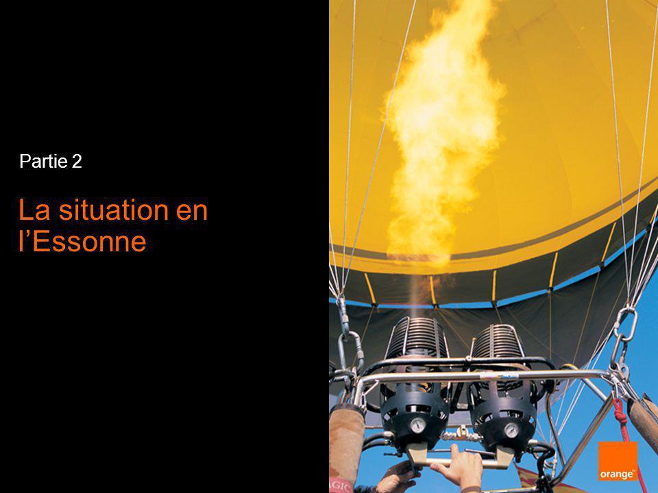 4 about Orange and France Telecom group La situation en l'Essonne Partie 2