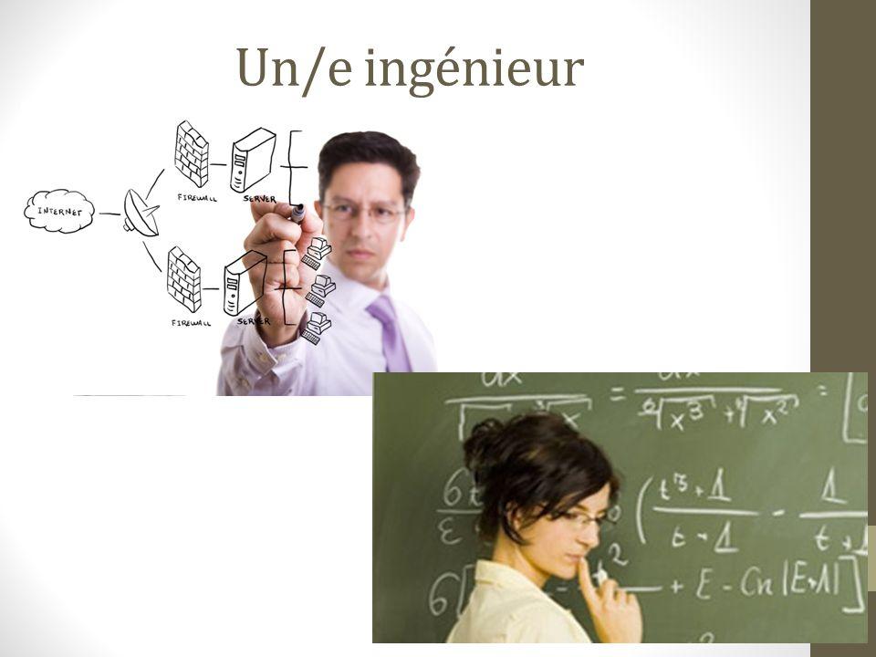 Un/e ingénieur