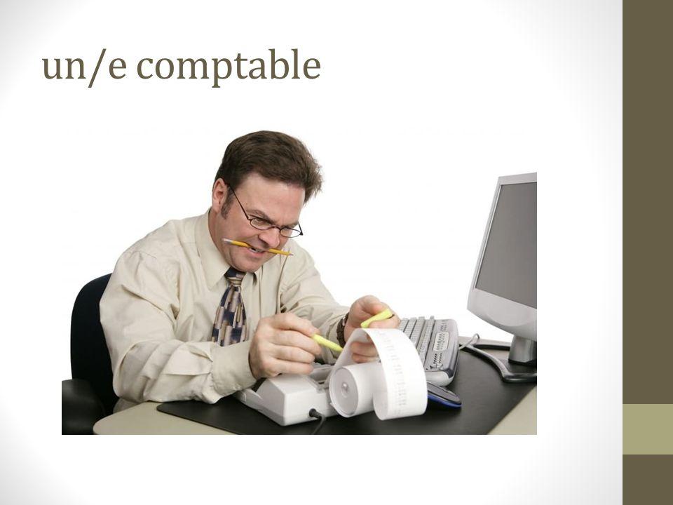 un/e comptable