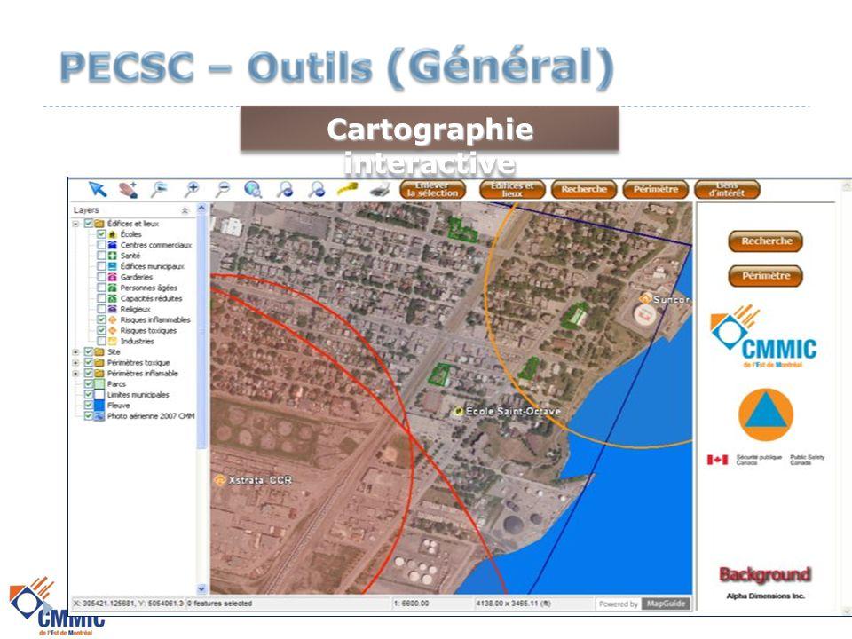 PECSC – Outils (Général) Site internet