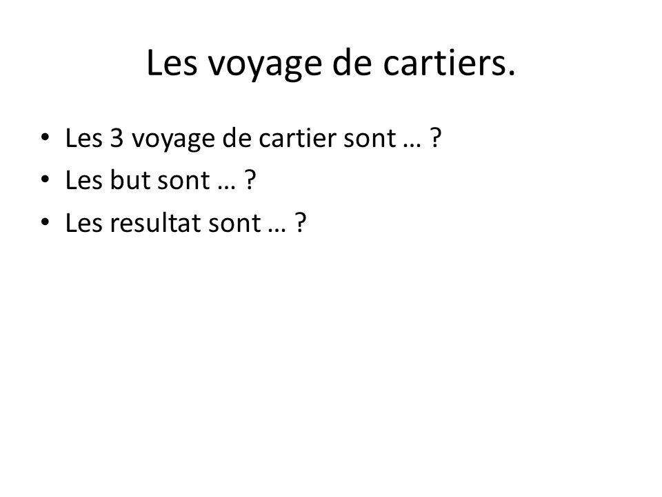 Reponse : • Brasserie • Chantier naval • Nouvelle culture • ( forgerie de st-maurice )
