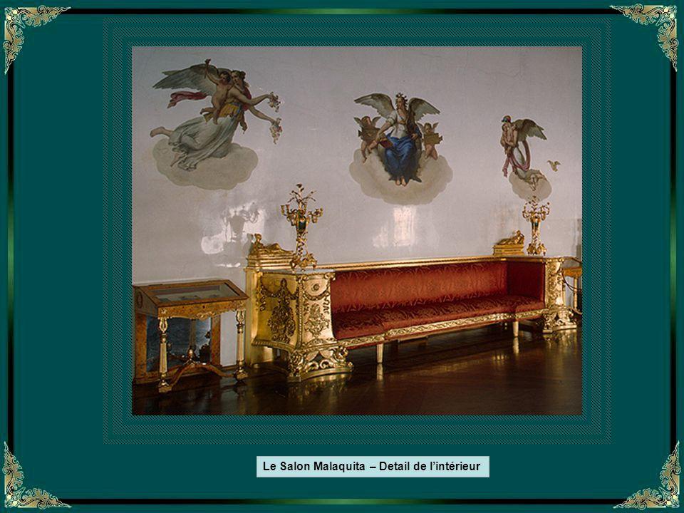 Intérieur du Musée Ermitage