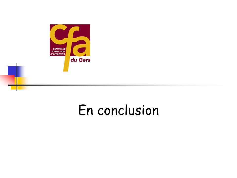  intégration par le formateur de la pédagogie et de l'évaluation  évaluation plus pertinente des compétences  on évalue plus « justement » mais on ne donne pas le CAP L'évaluation par le CCF