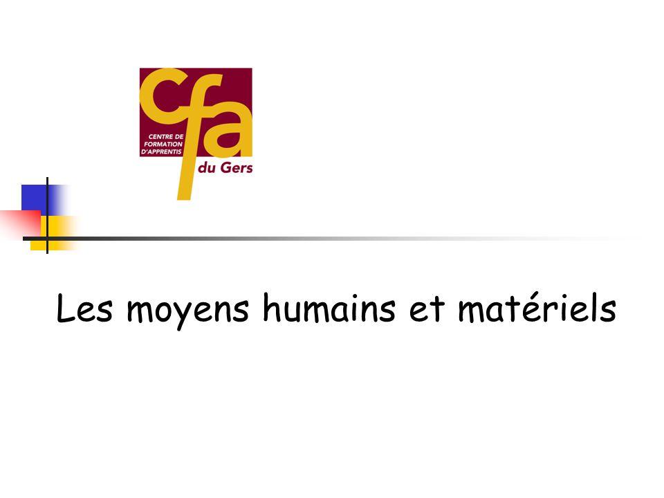  3 - L'amélioration de l'accueil et du suivi social  4 - L'adaptation du CFA au service de la formation  le développement du CFA  l'équipement des ateliers  le nouveau CFA Le projet d'établissement