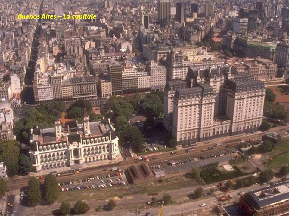 Buenos Aires – La capitale