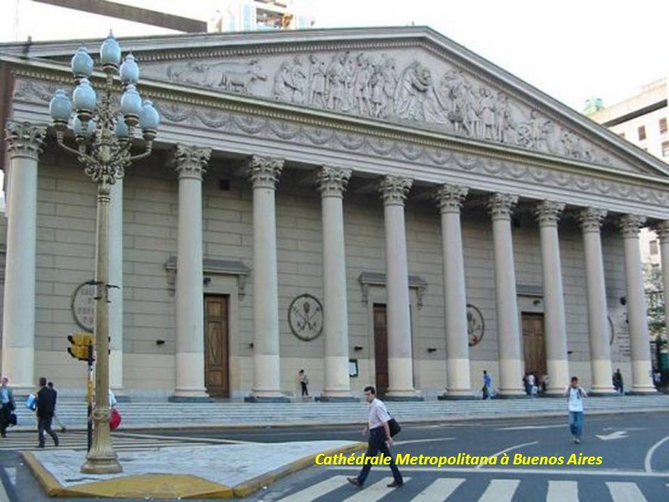 Cathédrale Metropolitana à Buenos Aires