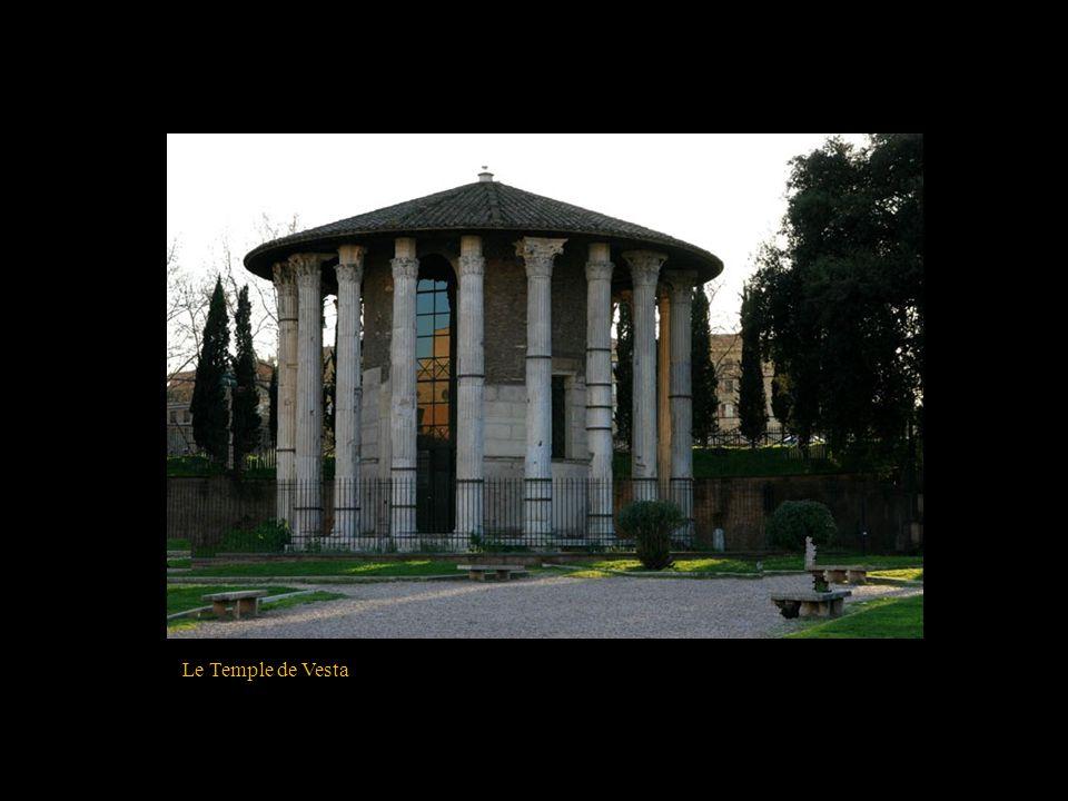 Le Temple de Vesta